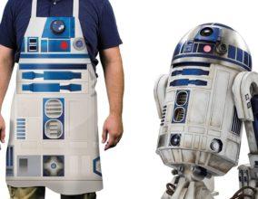 Grembiule da cucina R2-D2
