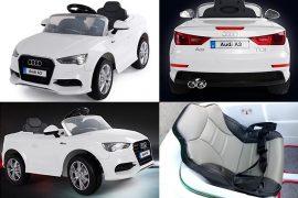 Audi A3 per bambini