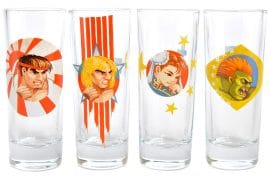 Tazza termosensibile Street Fighter · Bicchierini Street Fighter e1f7fd499275