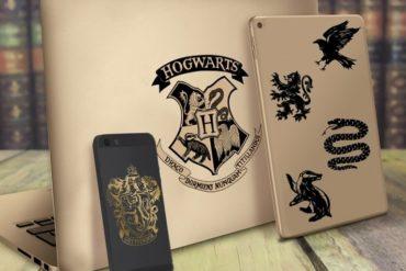 Adesivi di Harry Potter