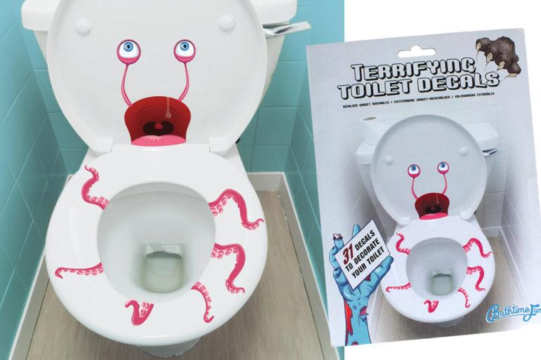 Illuminazione per wc le strisce fluo per il bagno dottorgadget
