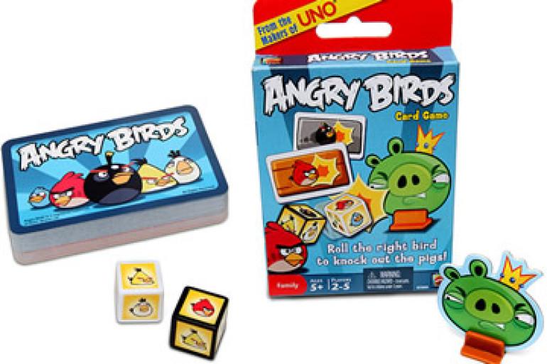 Angry birds il gioco di carte dottorgadget - Angry birds gioco da tavolo istruzioni ...