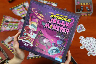Recensione Attack of the Jelly Monster