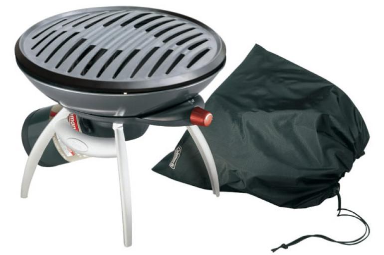 Il barbecue portatile coleman roadtrip party grill dottorgadget - Barbecue portatile a gas ...