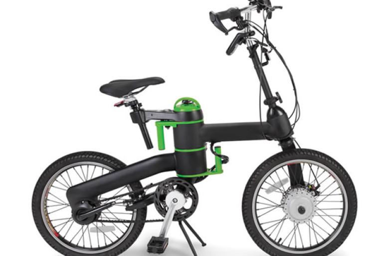 La bici elettrica pieghevole dottorgadget for Bici pieghevole elettrica usata