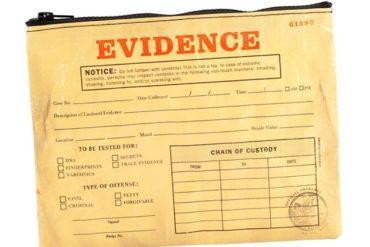 La borsa per le prove