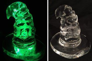 Cappello Parlante di cristallo