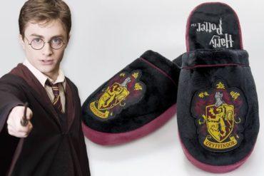 Pantofole Harry Potter