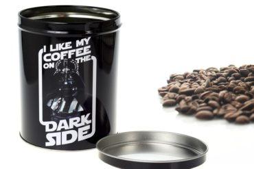Barattolo di caffè Darth Vader