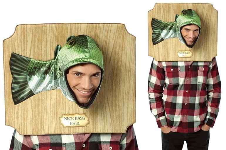 Célèbre Costume da pesce canterino | DottorGadget ID47