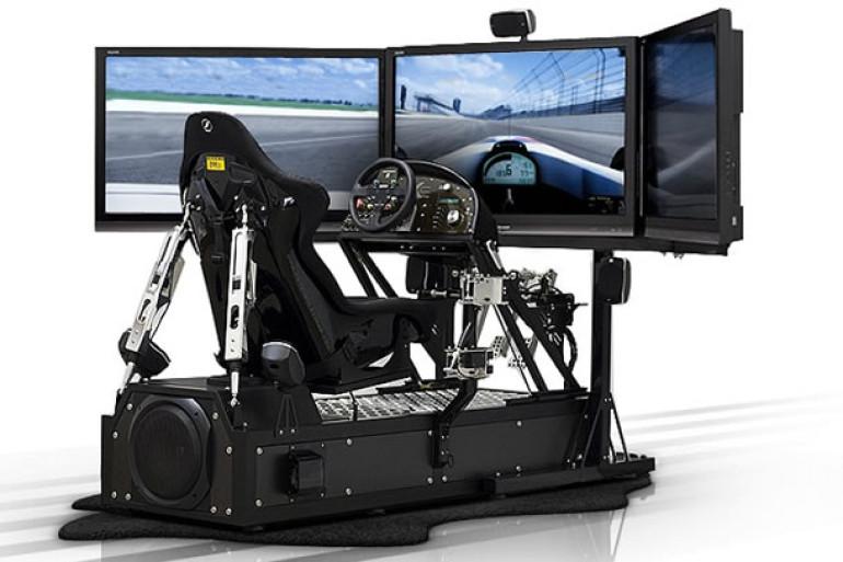 cxc mp ii il simulatore di guida pi avanzato dottorgadget. Black Bedroom Furniture Sets. Home Design Ideas