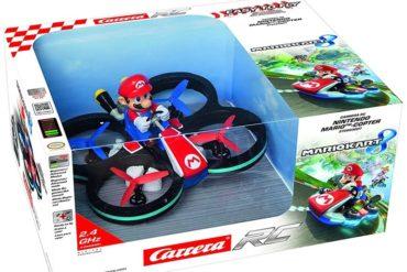 Drone Mario Kart