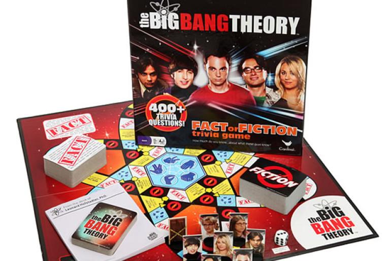 Bazinga il gioco in scatola di the big bang theory - Gioco da tavolo bang ...