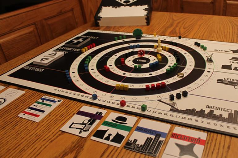 Il gioco in scatola basato su inception dottorgadget - Zombie side gioco da tavolo ...