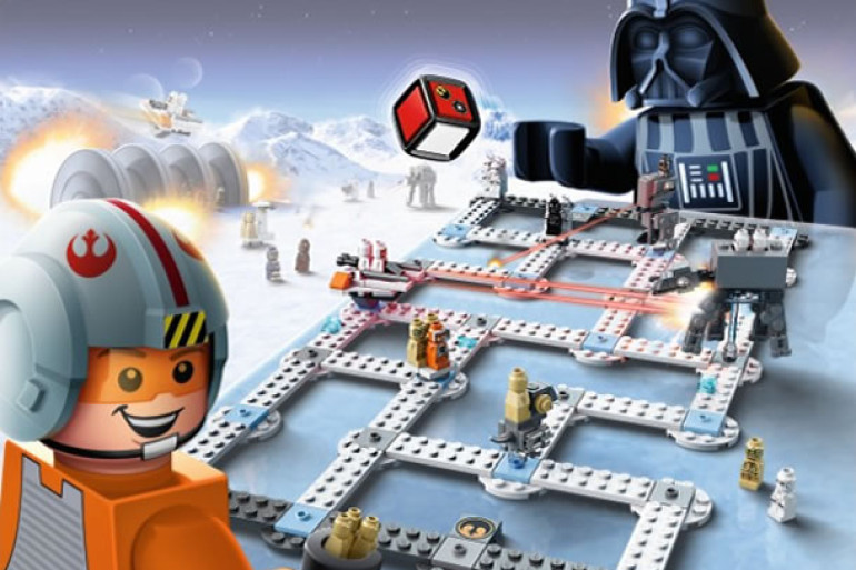 Gioco da tavolo lego star wars battle of the hoth dottorgadget - Star wars gioco da tavolo ...