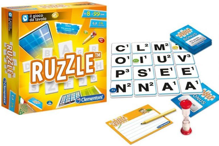ruzzle gioco