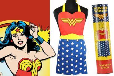 Grembiule Wonder Woman
