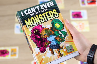 Recensione I can't even with these Monsters