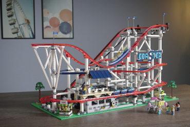 LEGO Roller Coaster – Creator Expert 10261