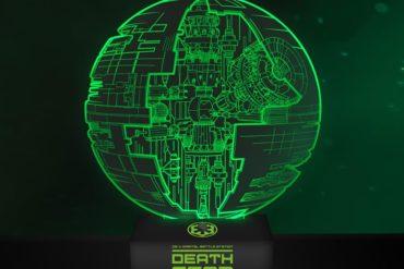 Luce 3D Morte Nera