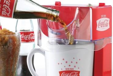 Gadget coca cola dottorgadget for Macchina per granite