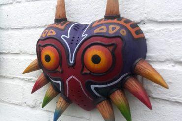 Majora Mask di Zelda