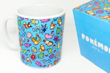 Mug Pokémon Chibi