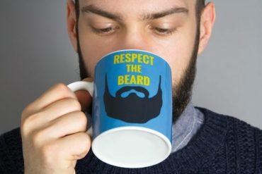 Tazza Rispettate la barba!