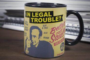Mug termosensibile Better Call Saul