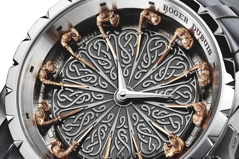 L 39 orologio della tavola rotonda dottorgadget - Numero cavalieri tavola rotonda ...