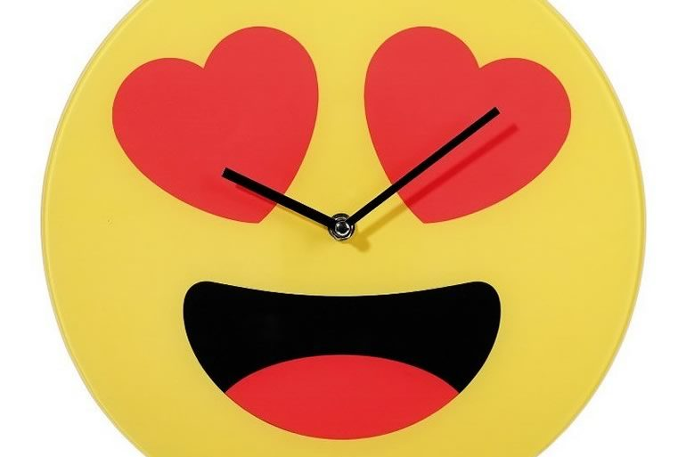 emoticon orologio