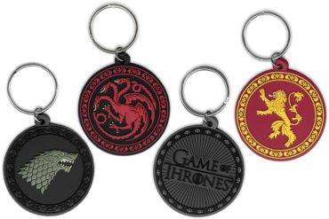 Portachiavi di Game of Thrones