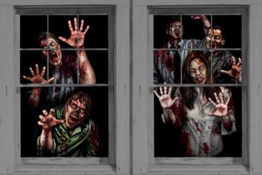 Poster da finestre per Halloween