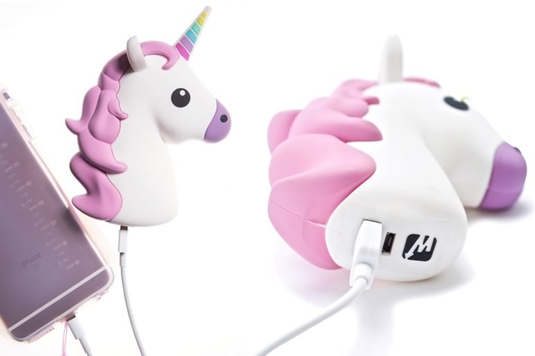 10 idee regalo a forma di unicorno makeup delight for Regalo cose