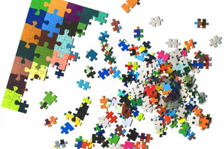 Puzzlus il puzzle con l immagine di un puzzle - Collegamento stampabile un puzzle pix ...