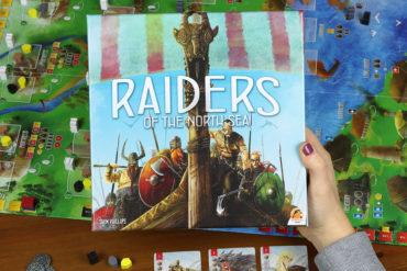 Recensione Raiders of the North Sea