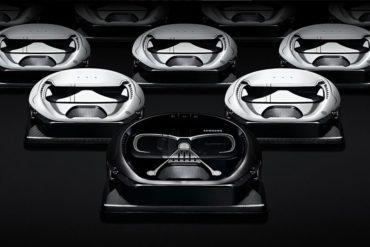 Robot aspirapolvere Samsung Star Wars