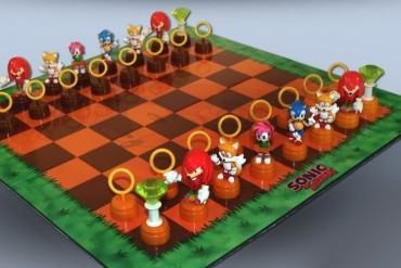 Scacchi di Sonic