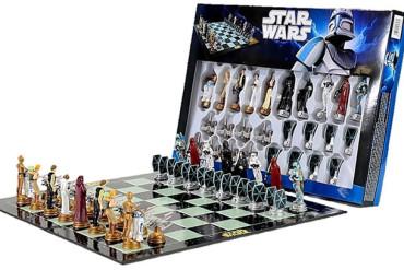 Gli scacchi di Star Wars