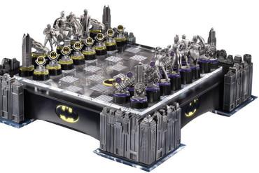 La scacchiera deluxe di Batman