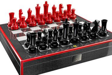 La scacchiera Ferrari