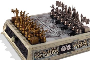 La scacchiera di Star Wars Deluxe
