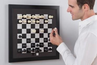 La scacchiera magnetica