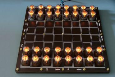 Gli scacchi in stile steampunk