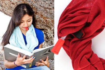 La sciarpa serbatoio