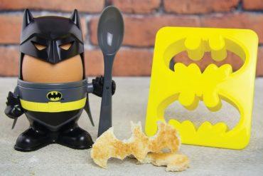 Set da colazione di Batman