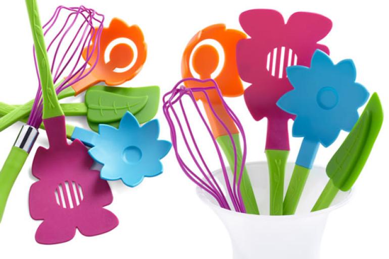 Un vaso di utensili da cucina dottorgadget for Utensili da cucina di design
