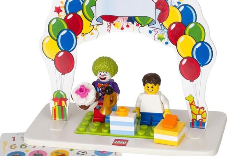 Assez Set di compleanno LEGO | DottorGadget UA49