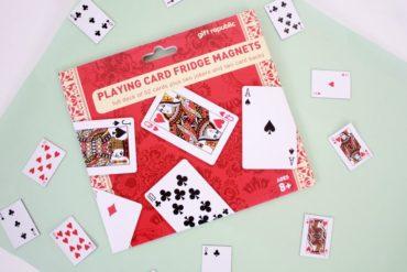 Carte da gioco magnetiche