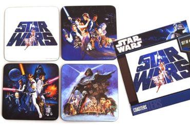 Sottobicchieri classici di Star Wars